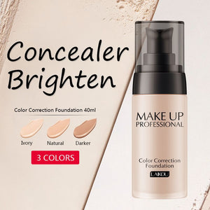 Oil Control Liquid Foundation Concealer