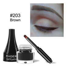 Load image into Gallery viewer, Waterproof Gel Eyeliner