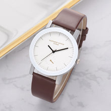Load image into Gallery viewer, White Case Leather Strap Bracelet