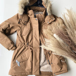 Wheat Parka Sella Tech Caramel