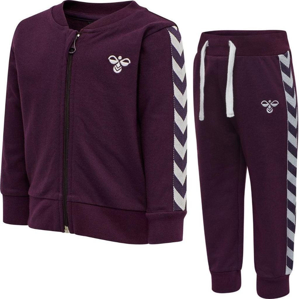 Hummel Billie Tracksuit Blackberry Wine