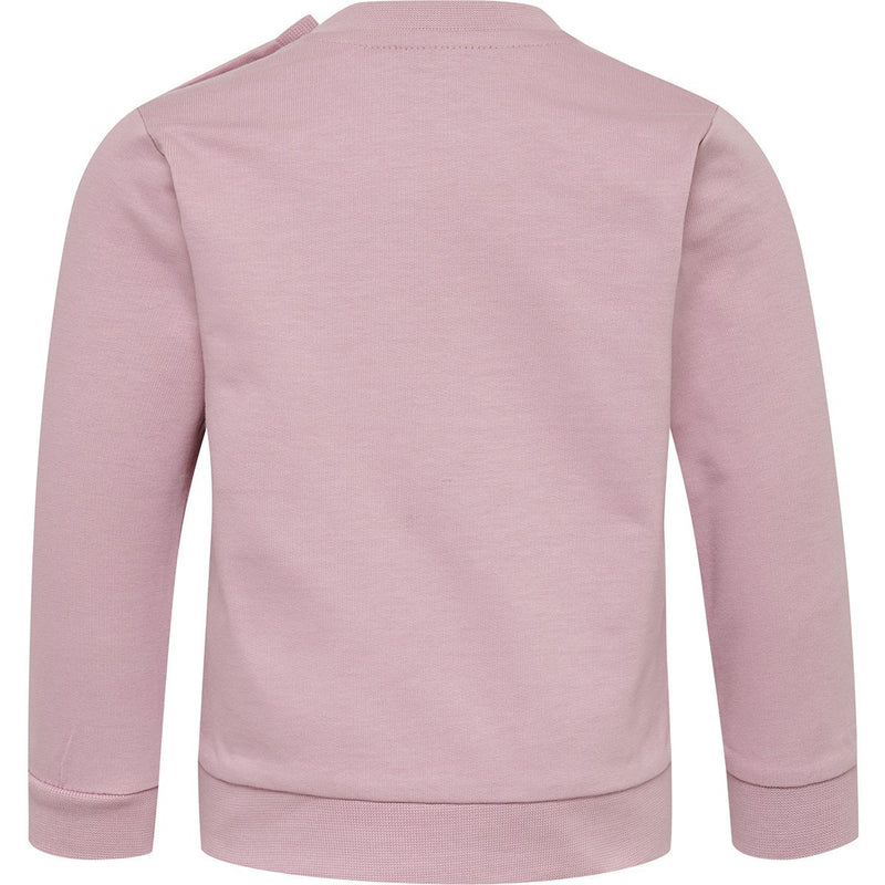 Hummel Lemon Sweatshirt Mauve Shadow - Lillemaja