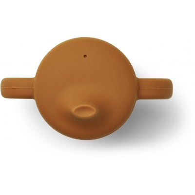 Liewood Neil Cup Silicone Mustard