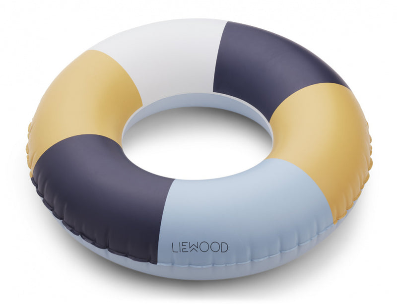 Liewood Baloo Swim Ring Blue Mix - Lillemaja