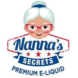 NANNAS SECRET 10ML 10MG  20MG E LIQUID VAPE JUICE UK SHOP FREE DEL>£50