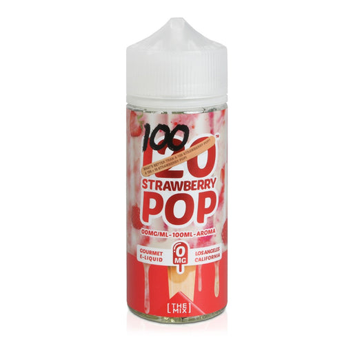 120 Strawberry Pop by Mad Hatter