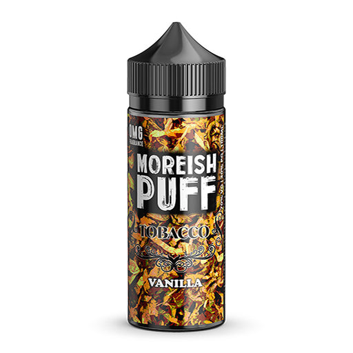 Vanilla by Moreish Puff Tobacco Short Fill