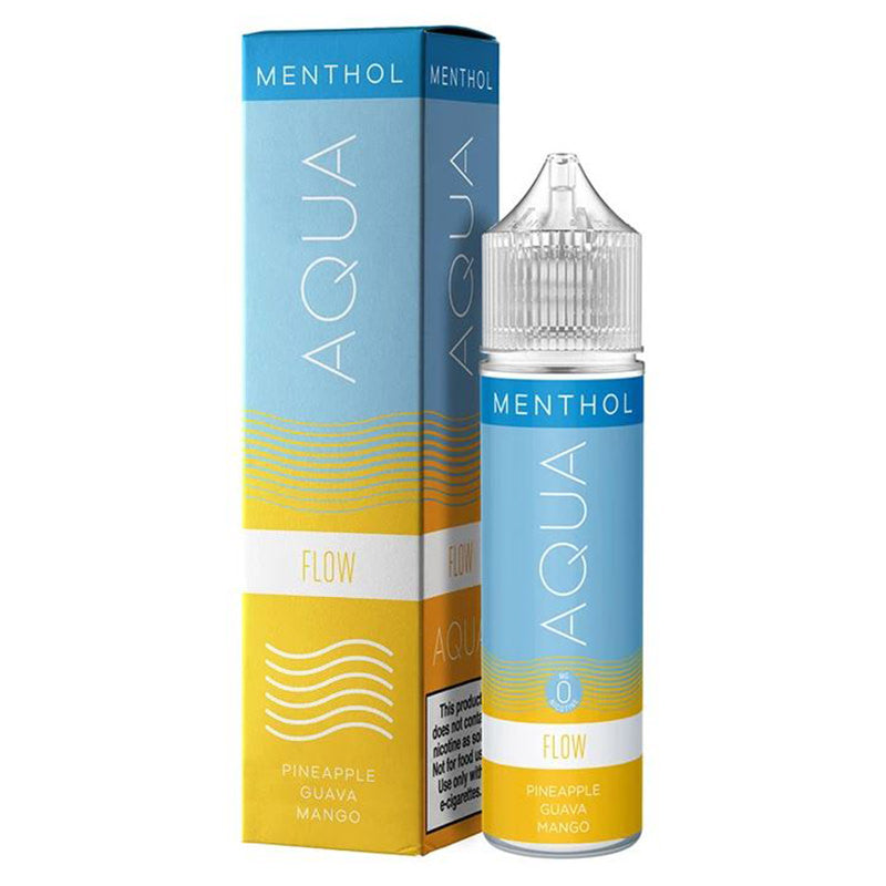 Flow E-Liquid Shortfill by Aqua Menthol