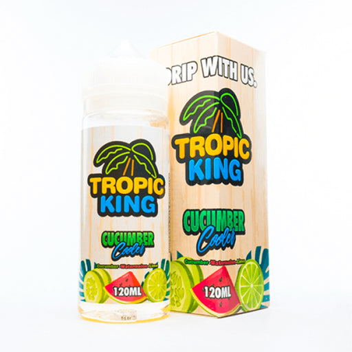 Cucumber Cooler by Tropic King Short Fill