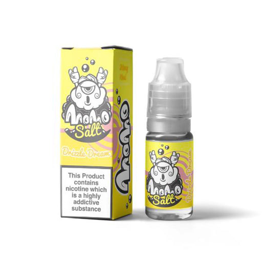 Drizzle Dream Nicotine Salt E-Liquid by Momo Salt