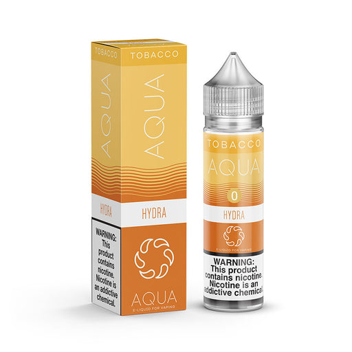 Hydra 50ml E-Liquid Shortfill by Aqua Tobacco