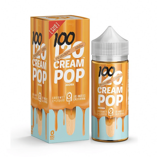 120 Cream Pop by Mad Hatter