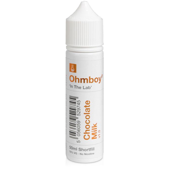Chocolate Milk E-Liquid Shortfill by Ohm Boy In The Lab