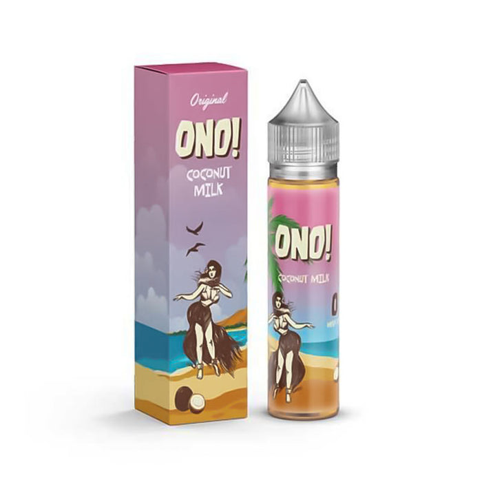ORIGINAL COCONUT MILK by ONO Short Fills