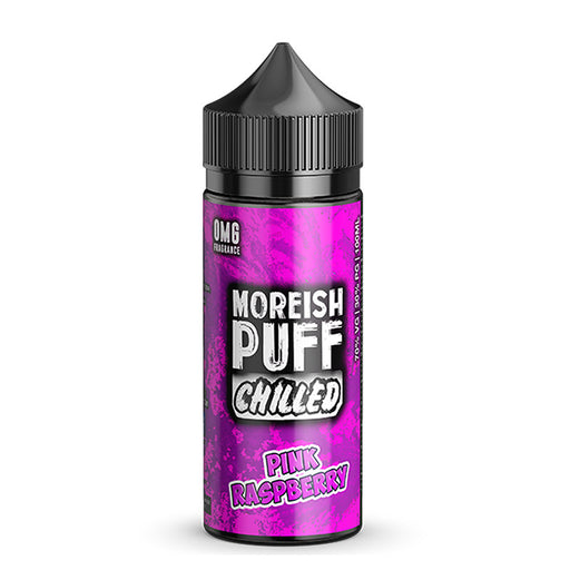 Pink Raspberry by Moreish Puff Chilled Short Fill