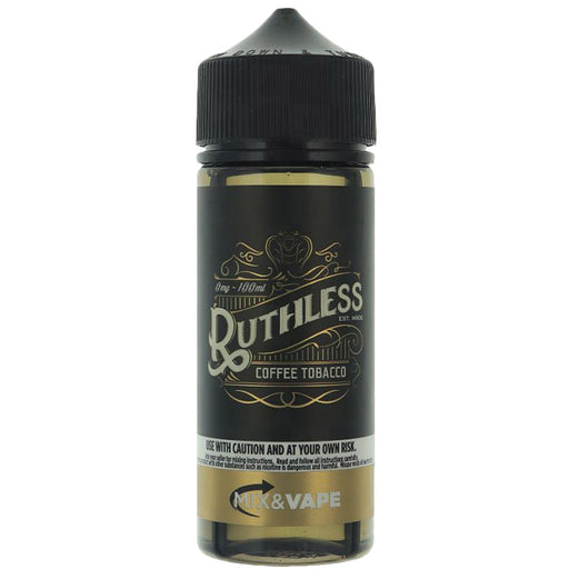 Coffee Tobacco by Ruthless Short Fill