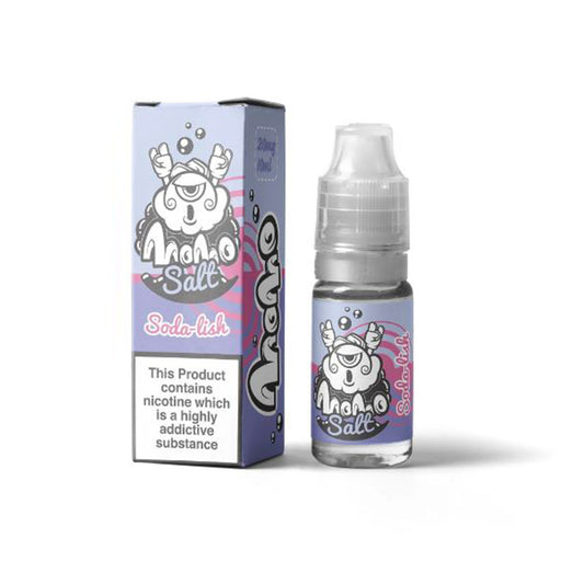 Soda Lish Nicotine Salt E-Liquid by Momo Salt