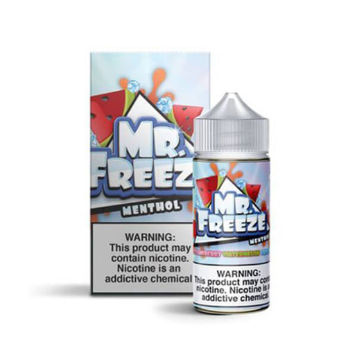 Strawberry Watermelon Frost by Mr Freeze Short Fill