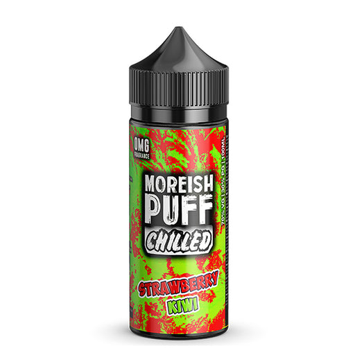 Strawberry & Kiwi by Moreish Puff Chilled Short Fill