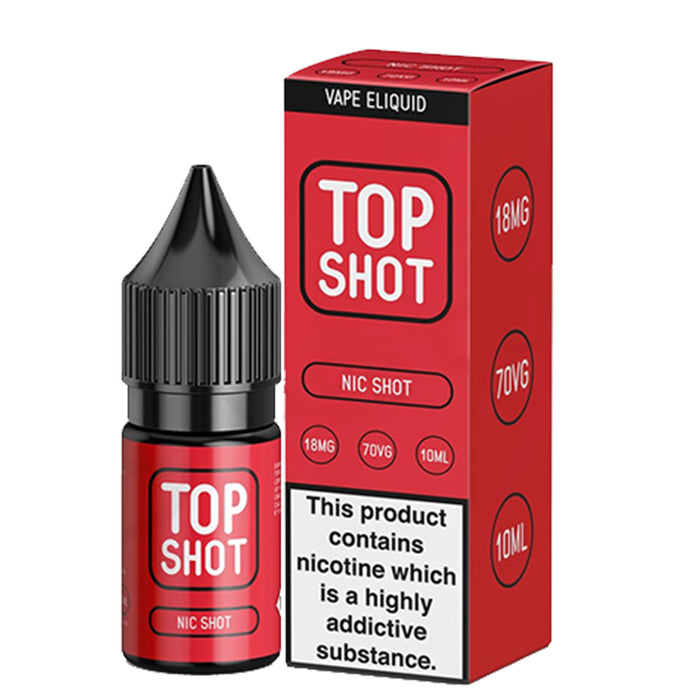 Top Shot Nicotine Booster Shot