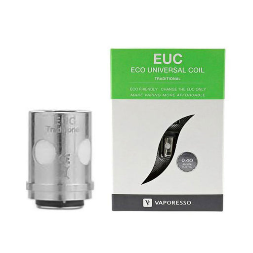 Vaporesso Euc Cotton Vape Atomizer Replacement Coil Heads