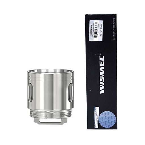 Wismec WM3 Vape Atomizer Replacement Coil Heads