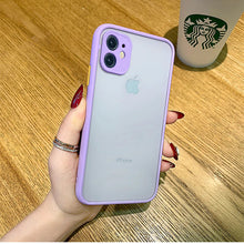 Load image into Gallery viewer, iPhone 11 Purple Matte Cover