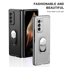 Load image into Gallery viewer, Ring Amour Case for Samsung Galaxy Z Fold - Bronze Coupper