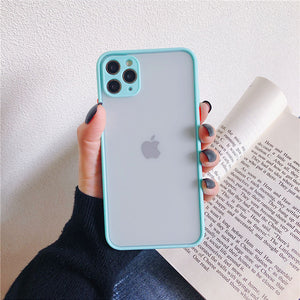 iPhone 12 Case Cover Shockproof Silicone Protection