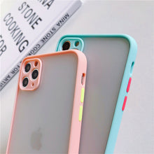 Load image into Gallery viewer, iPhone 12 Case Cover Shockproof Silicone Protection