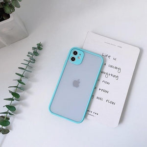 iPhone 11 Cover - Green Matte