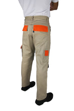 Carregar imagem no visualizador da galeria, KP03 - Kolossus Original Fit 100% Cotton Utility Work Pant with Cordura Knee Reinforcement