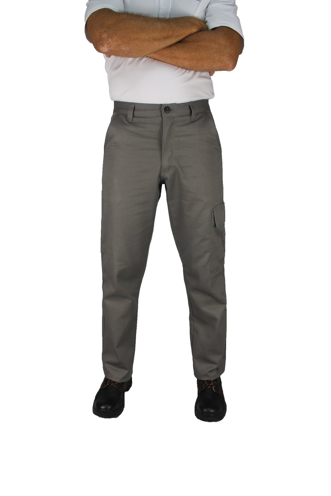 KP04 - Kolossus Original Fit 100% Cotton Utility Work Pant with Multipurpose Pockets