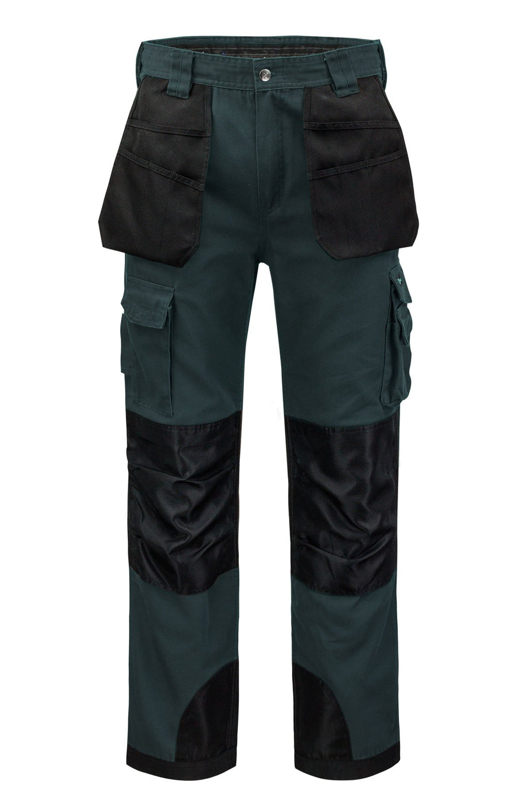 KP12 - Kolossus Strength Utility Work Pant |10 Pockets and PE Reinforced Knees