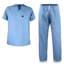Load image into Gallery viewer, KM01M - Kolossus Men's Comfort Fit Medical Scrub Set