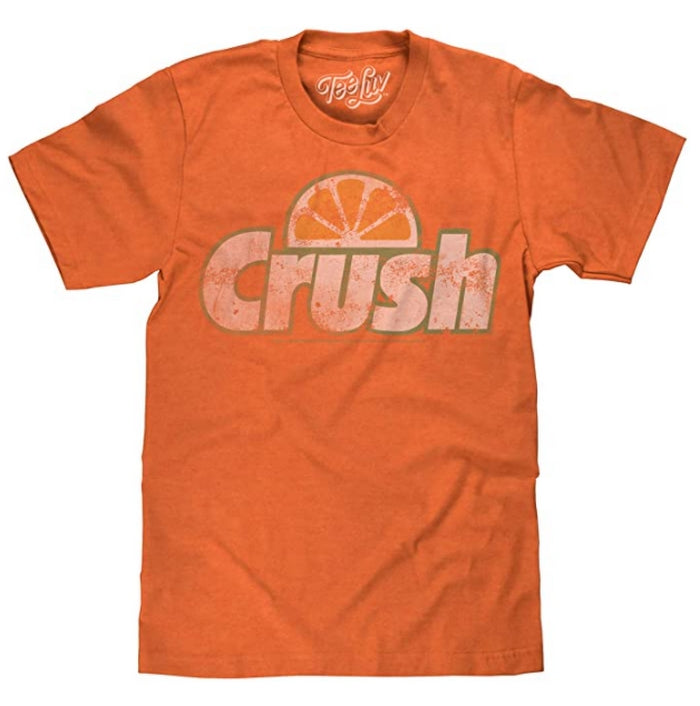 Classic Orange Crush Soda Vintage T-Shirt