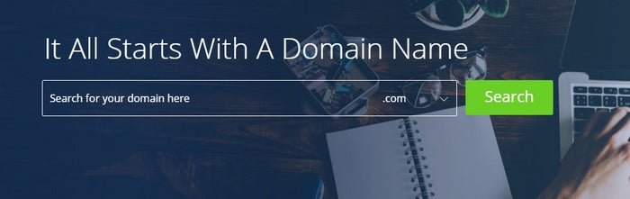 Bluehost Domains