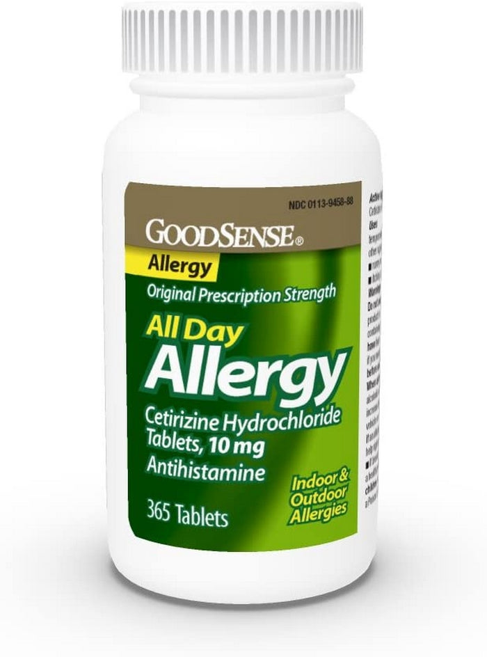 Edmonds Mall - GoodSense All Day Allergy Relief Tablets 2