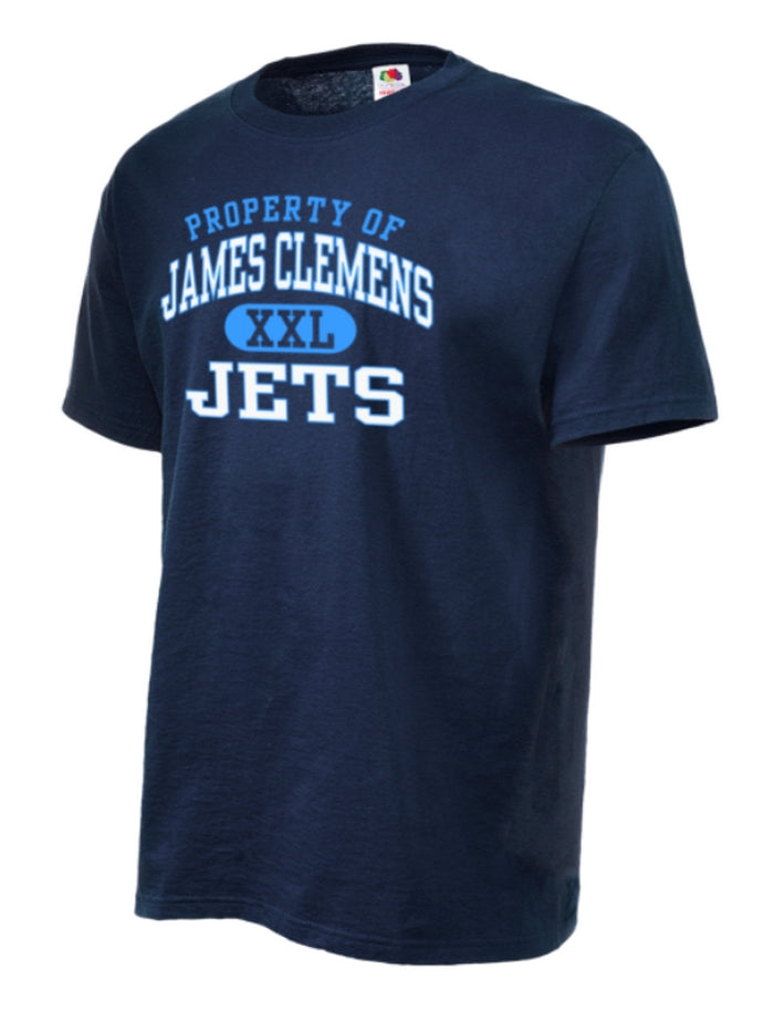 Edmonds Mall - James Clemens High School Jets Custom T-Shirt