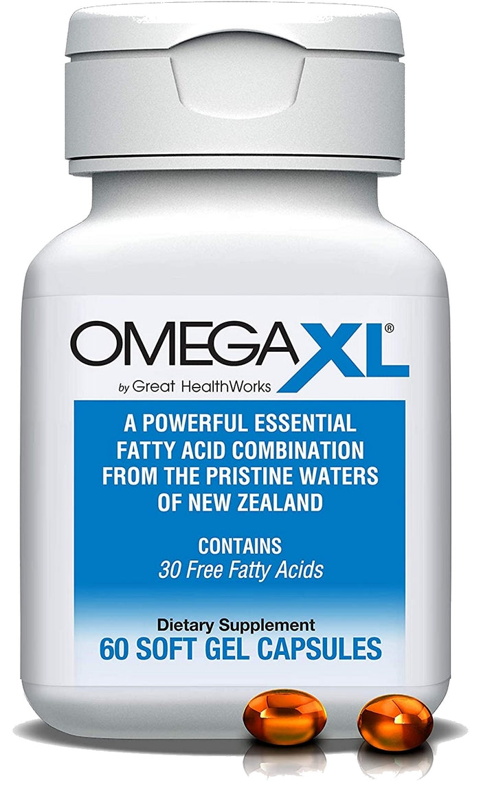 Edmonds Mall - Omega XL New Zealand Natural Joint Pain Relief & Inflammation Supplement