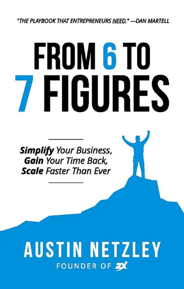 From 6 to 7 Figures Simplify Your Business, Gain Your Time Back, Scale Faster Than Ever