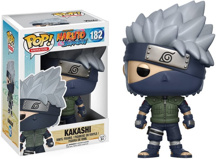 Edmonds Mall - Funko Pop Naruto Kakashi Hatake Anime Action Figure