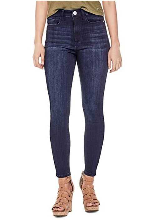 GUESS Factory Women's Simmone High-Rise Skinny Jeans