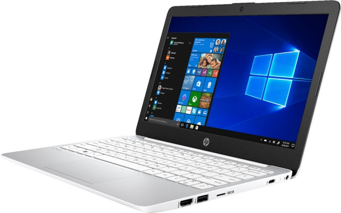 HP Stream 11.6 Inch Laptop Intel Celeron 4GB Memory 64GB eMMC Flash