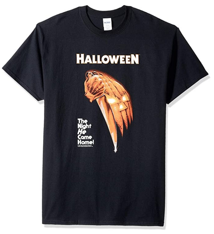 Halloween The Night He Came Home Michael Myers T-Shirt