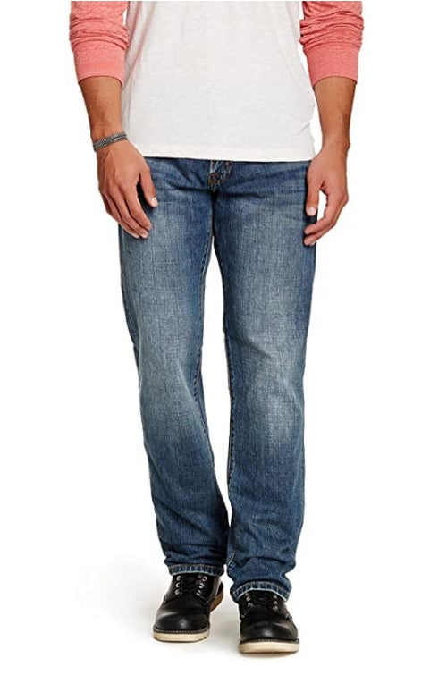 Lucky Brand Men's 221 Straight Jeans