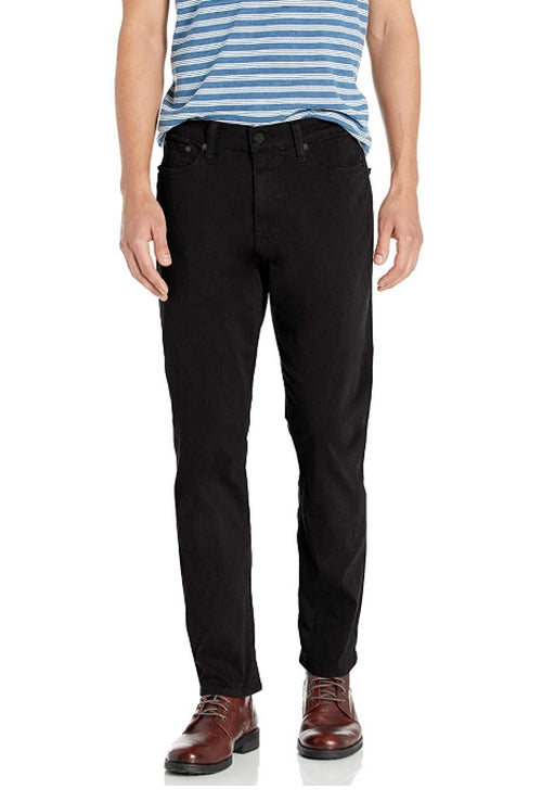 Lucky Brand Men's 410 Athletic Fit Black Jeans