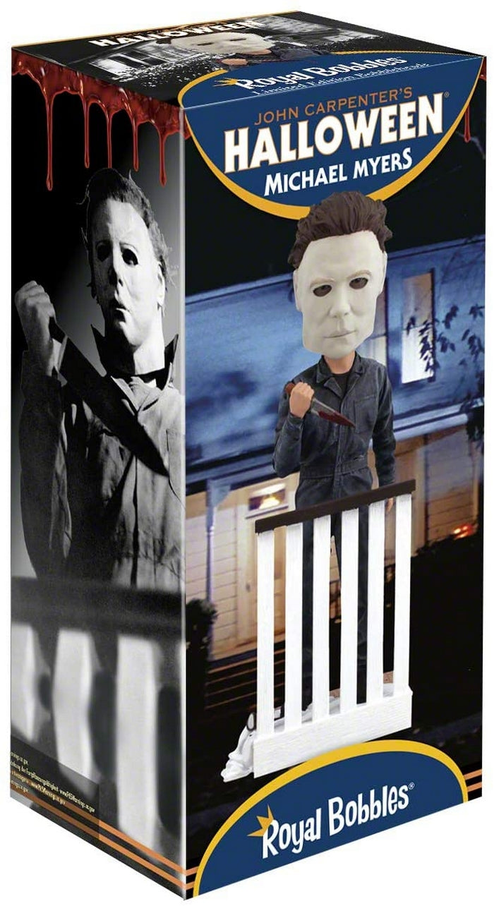 Michael Myers Bobblehead from John Carpenter 1978 Halloween Slasher Film