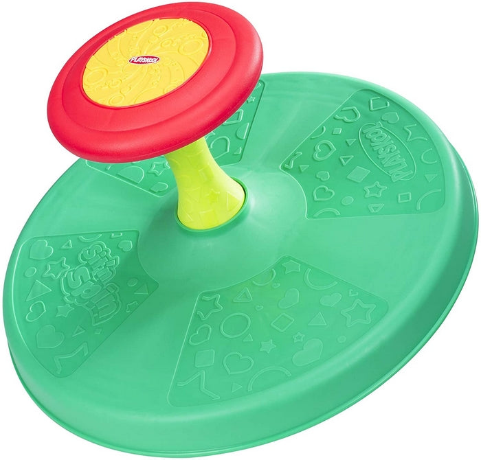 Edmonds Mall - Playskool Sit n Spin Classic Spinning Activity Top