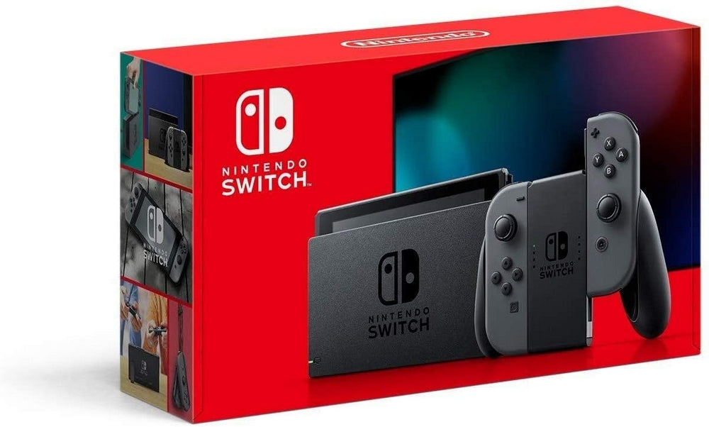 Nintendo Switch Game Console Collection | Edmonds Toys